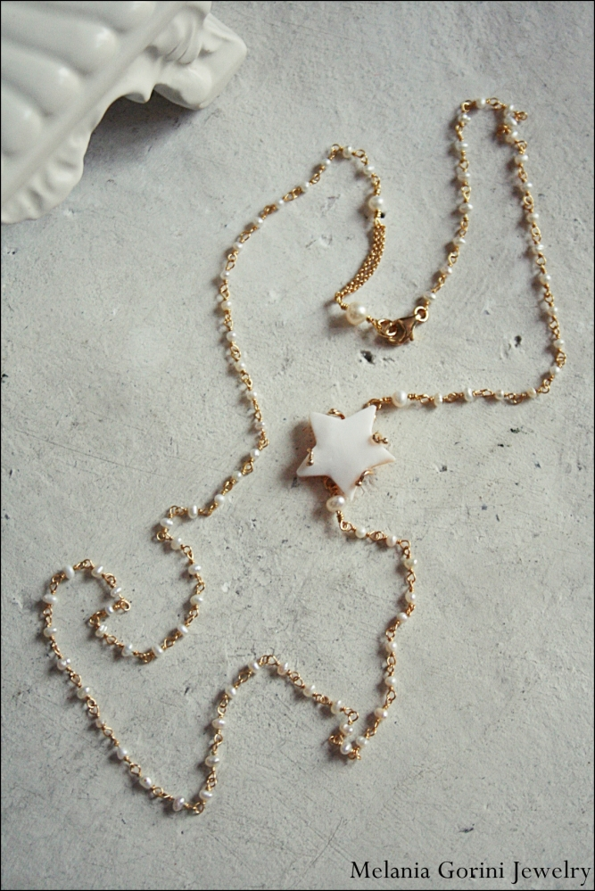 Collane rosario...il trend del momento! The new rosary necklaces! (3/6)
