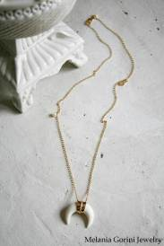 Collana argento 925 placcato oro